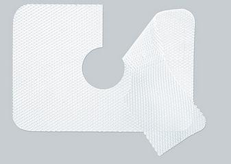 Produktbeispiel: Titanisiertes Netzimplantat zur chirurgischen Anwendung (pfm medical titanium)