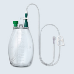 ASEPT® Drainage Kit Flasche