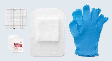 ASEPT® Drainage-Kit Verbrauchsmaterialien