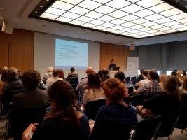Symposium der pfm medical ag auf der MEDCARE 2017