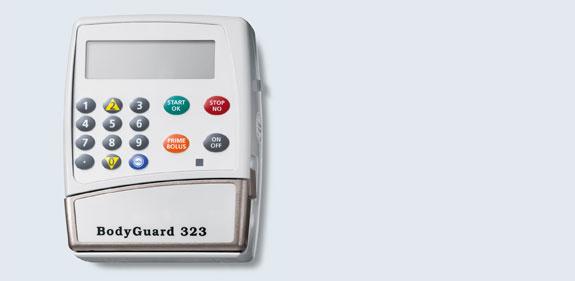 BodyGuard 323 - Elektronische Infusionspumpen